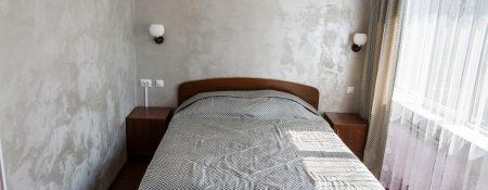 одноместный номер гостиницы уют
